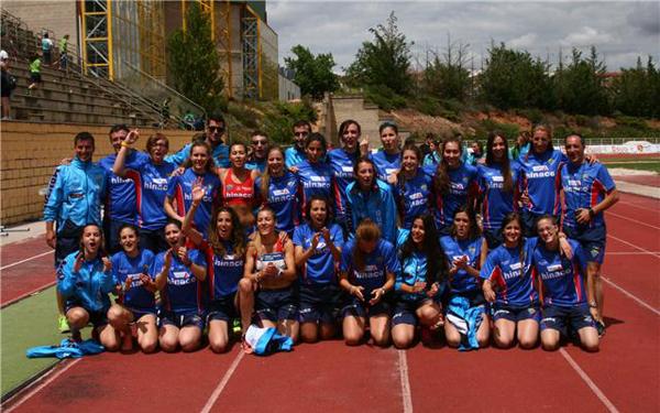 Soria Ascenso 1ª división